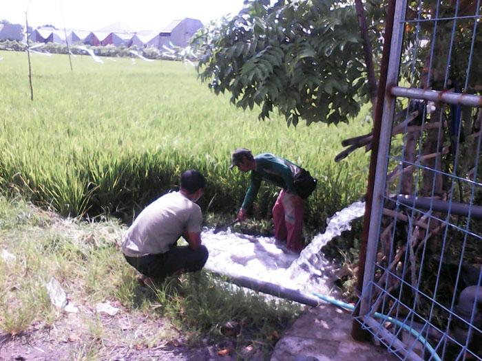 Service Pompa Air di Bali