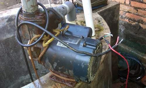 service pompa air di denpasar